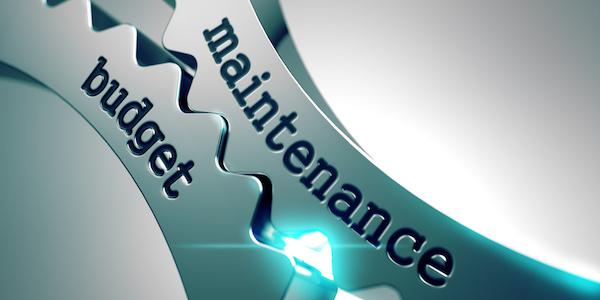 Maintenance Budget
